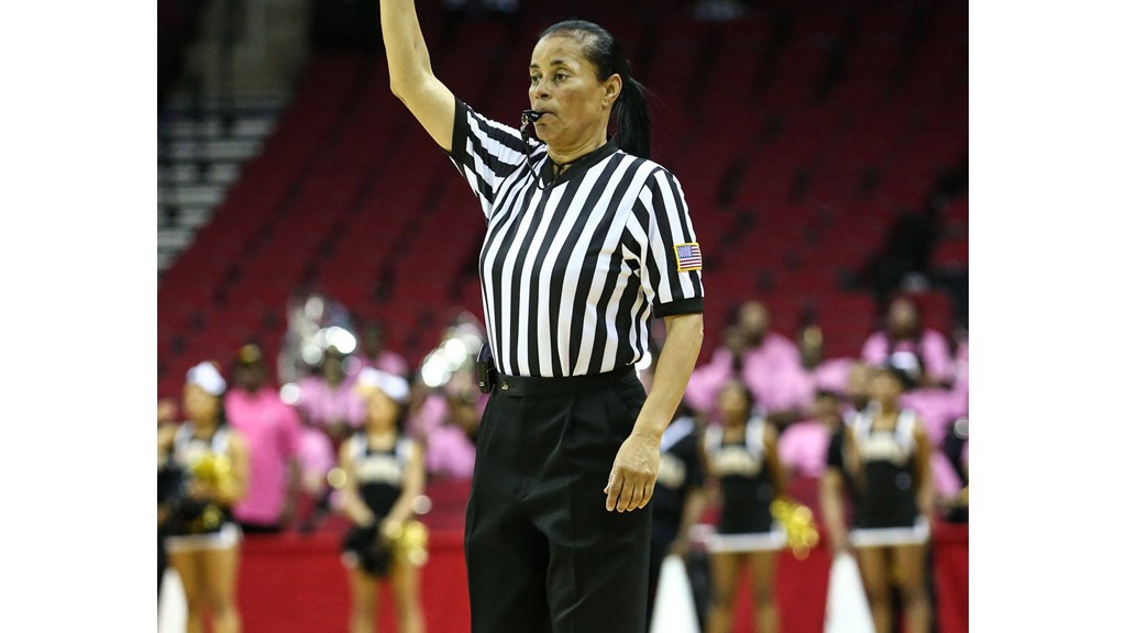 Barrier-breaker official, calls last SWAC Tournament