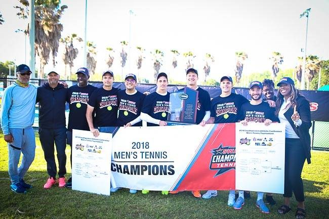 ALST wins SWAC Men's Tennis Championship