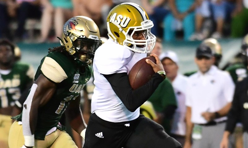 Alabama State falls short against FBS opponent UAB