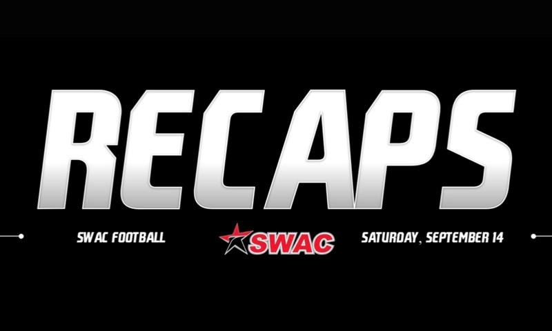 #SWACFB Recaps: Sept. 14