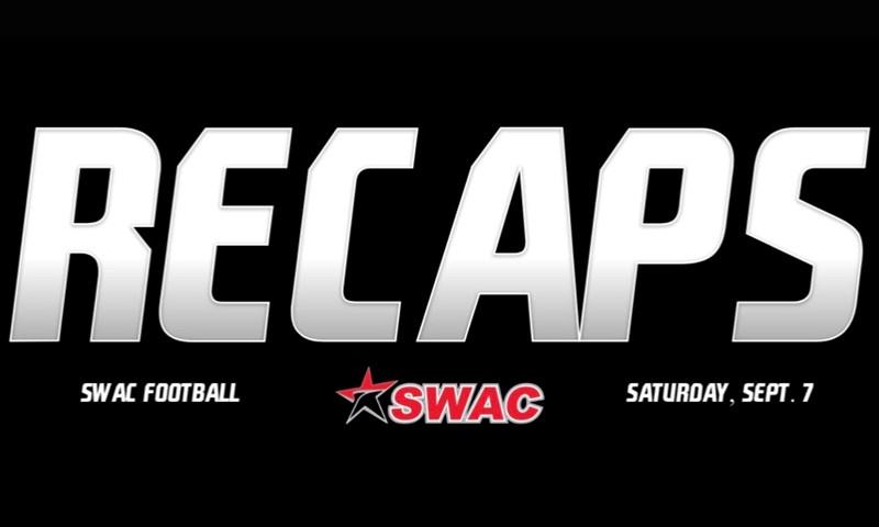 #SWACFB Recaps: Sept. 7
